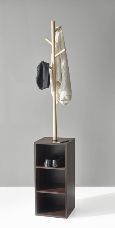 Hope Storage Coat Rack