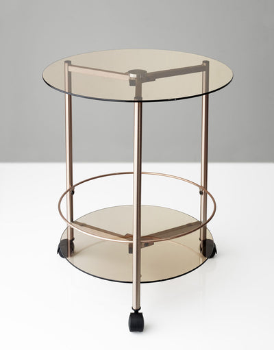 Gordon Rolling End Table