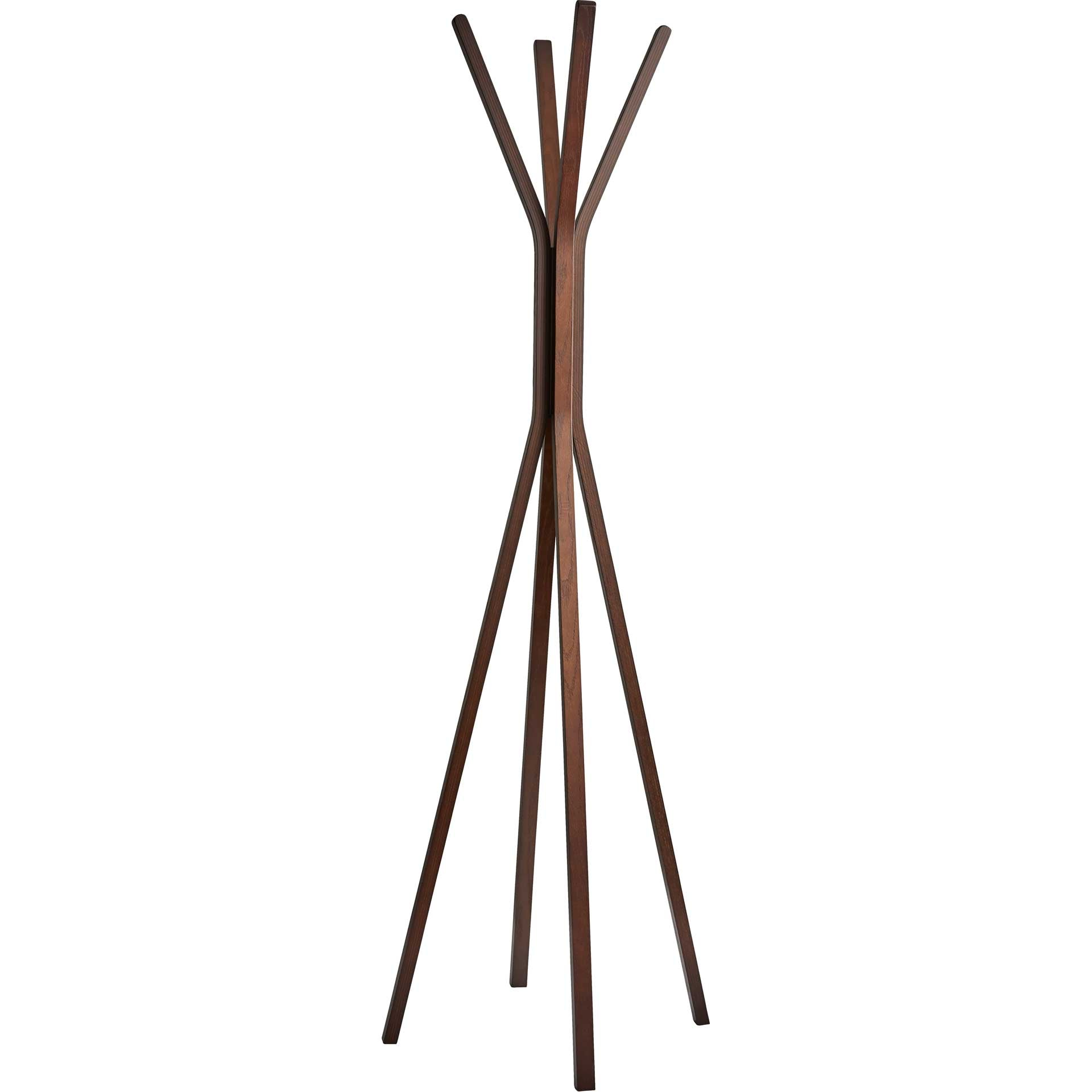 Torcy Coat Rack Walnut