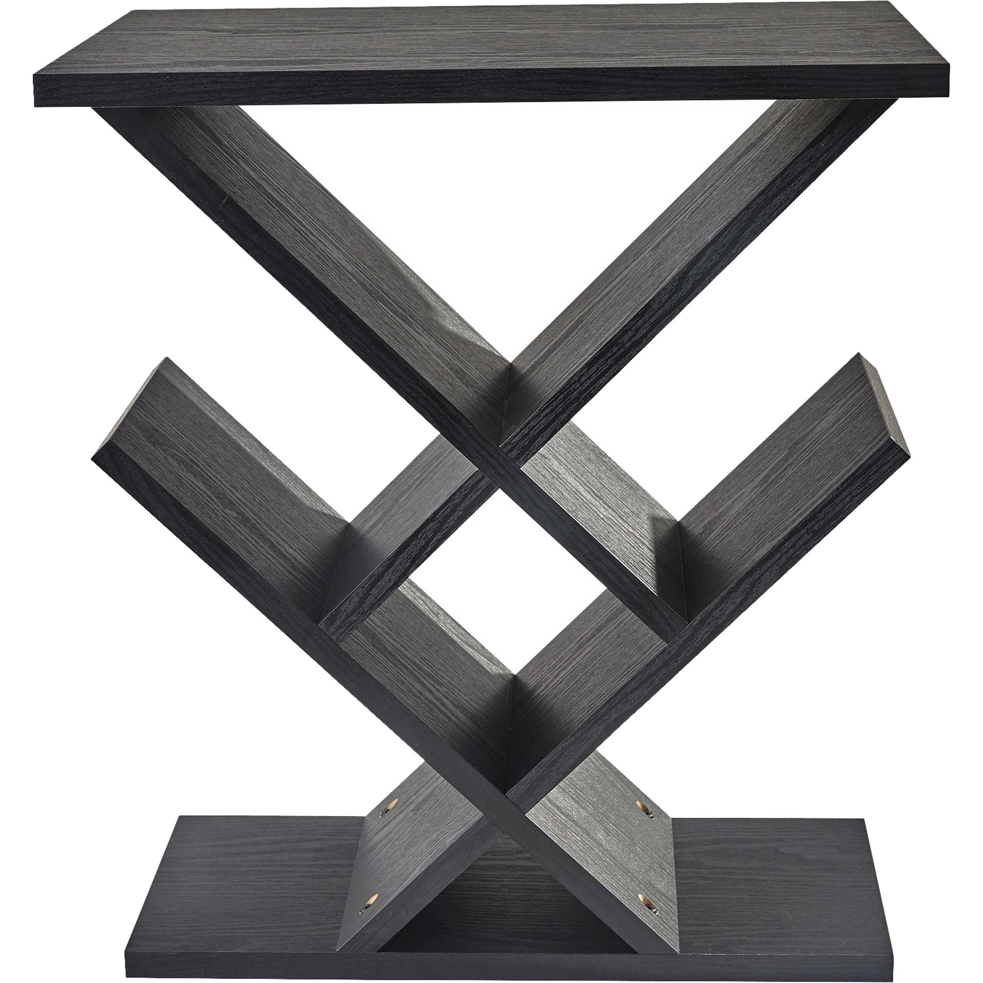 Zion Accent Table Black