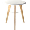 Jackson Accent Table White