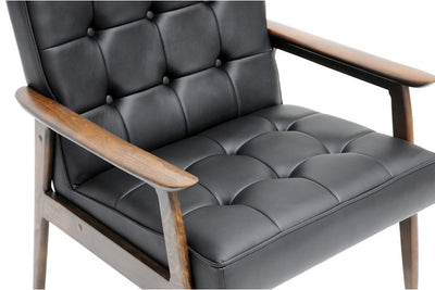 Carraway Arm Chair Black
