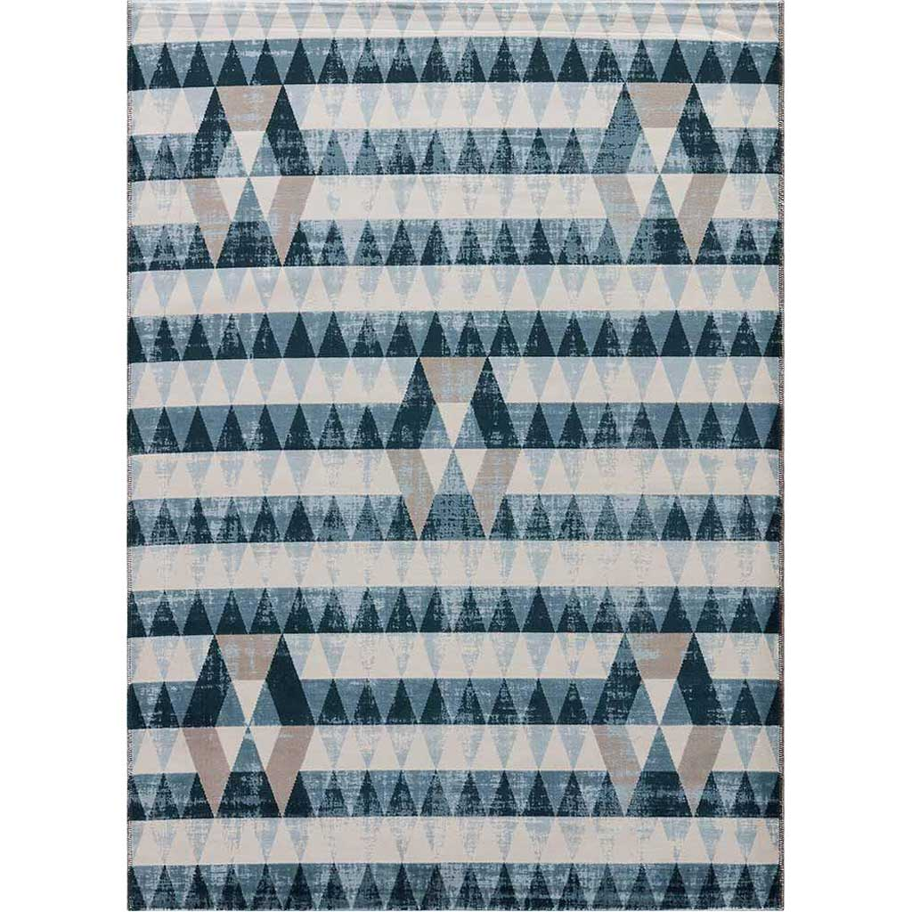 Zane Payne Blue/Neutral Area Rug