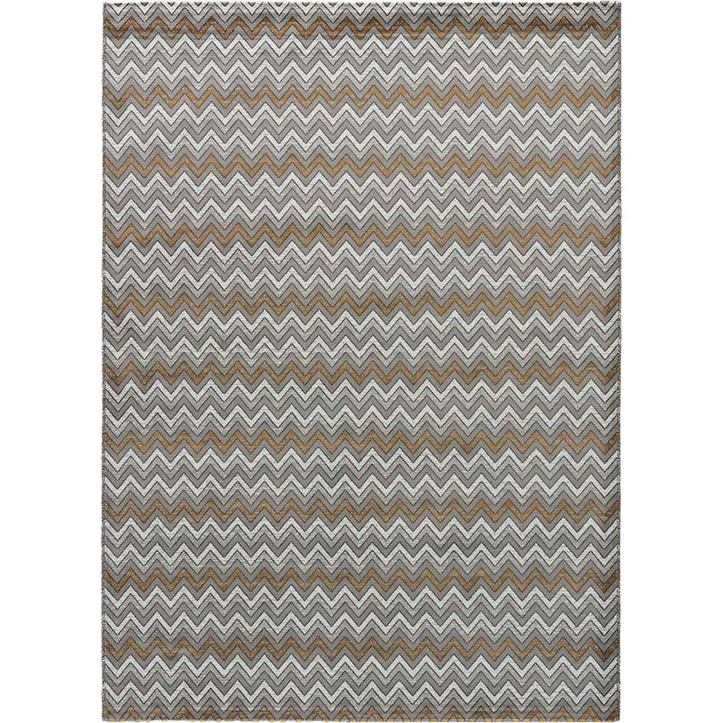 Zane Caspian Neutral/White Area Rug