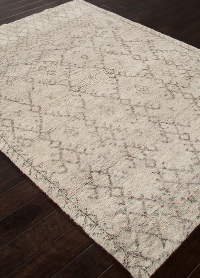 Zuri Zola Turtledove/Walnut Area Rug