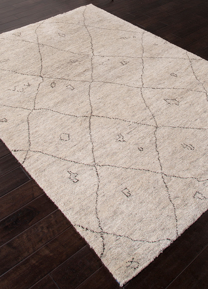 Zuri Zena Turtledove/Walnut Area Rug