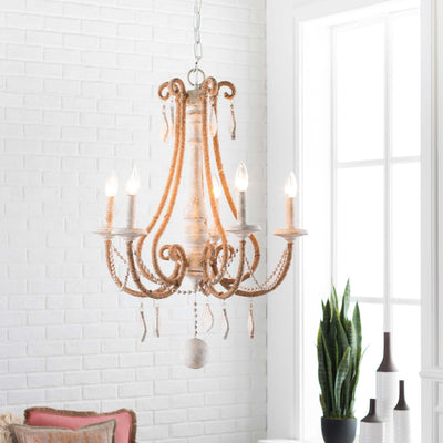 Amy Ceiling Lamp Cream/Off-White