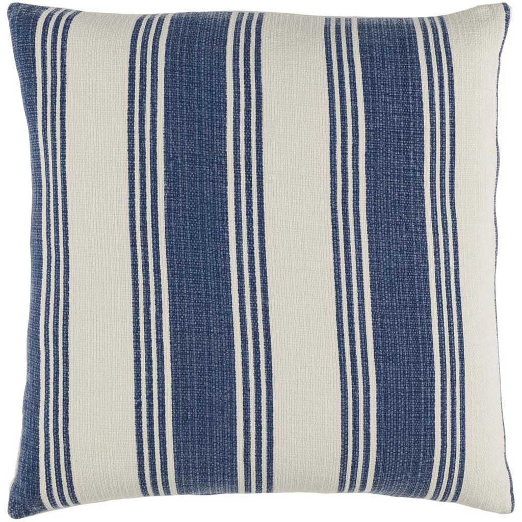Anchor Bay Navy/Ivory Pillow