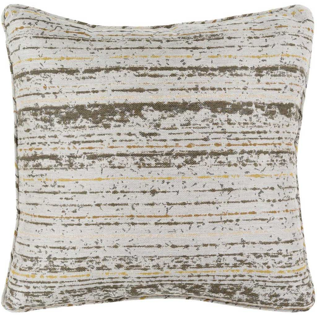 Arie Olive/Mocha Pillow