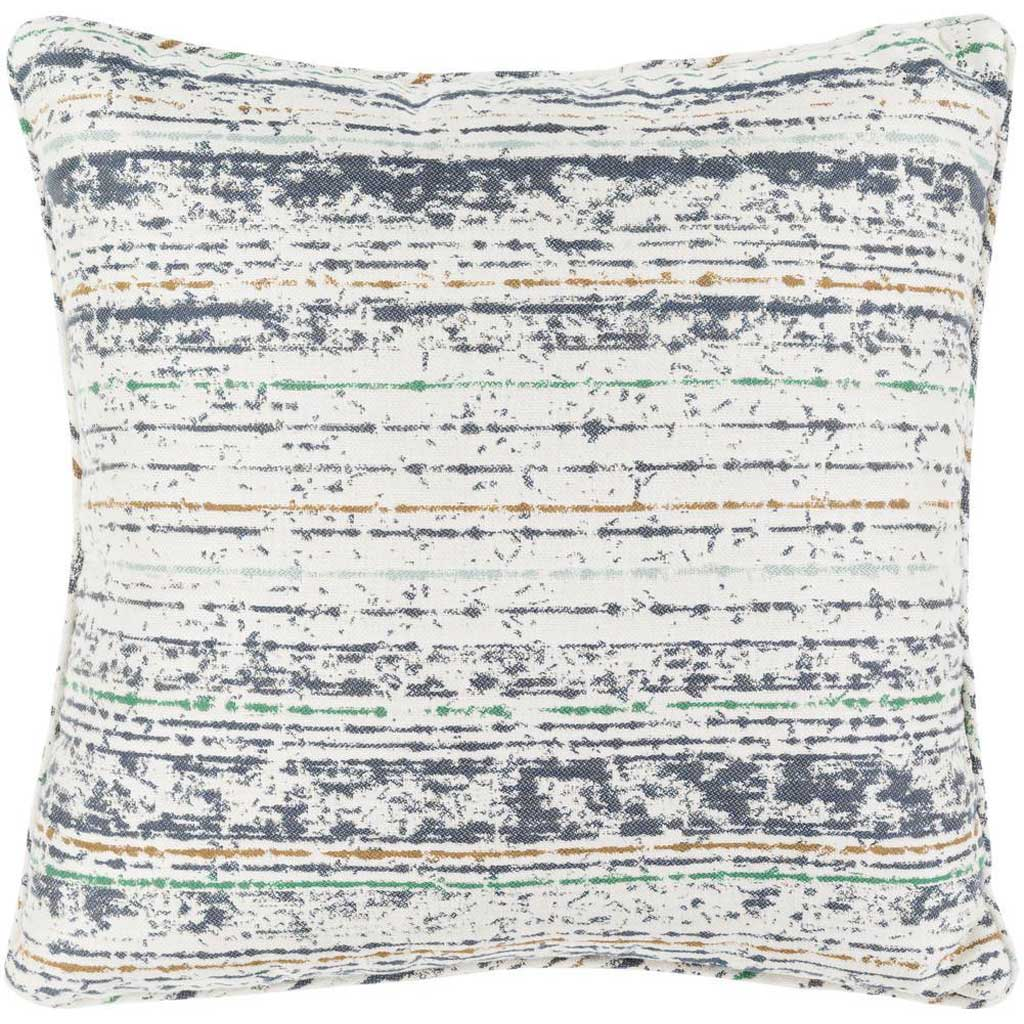 Arie Gray/Moss Pillow