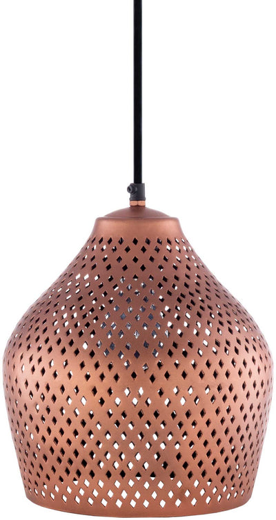 Adele Bell Ceiling Lamp Copper