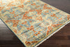 Antolya Teal/Rust Area Rug