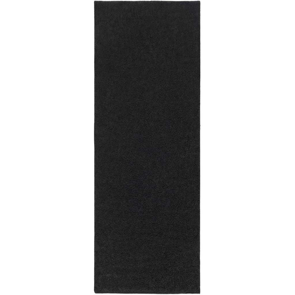 Arlie Black Runner Rug