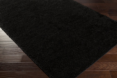 Arlie Black Area Rug