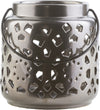 Avery Ceramic Lantern Black