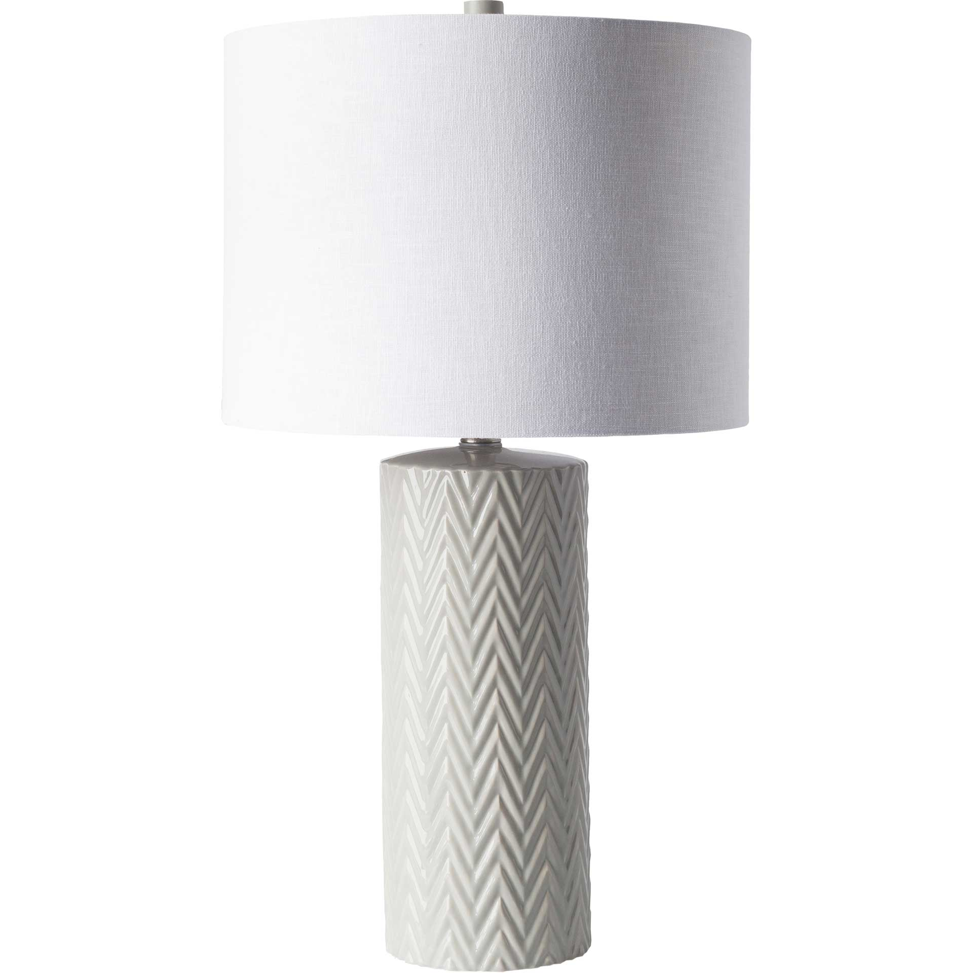 Brayden Table Lamp White