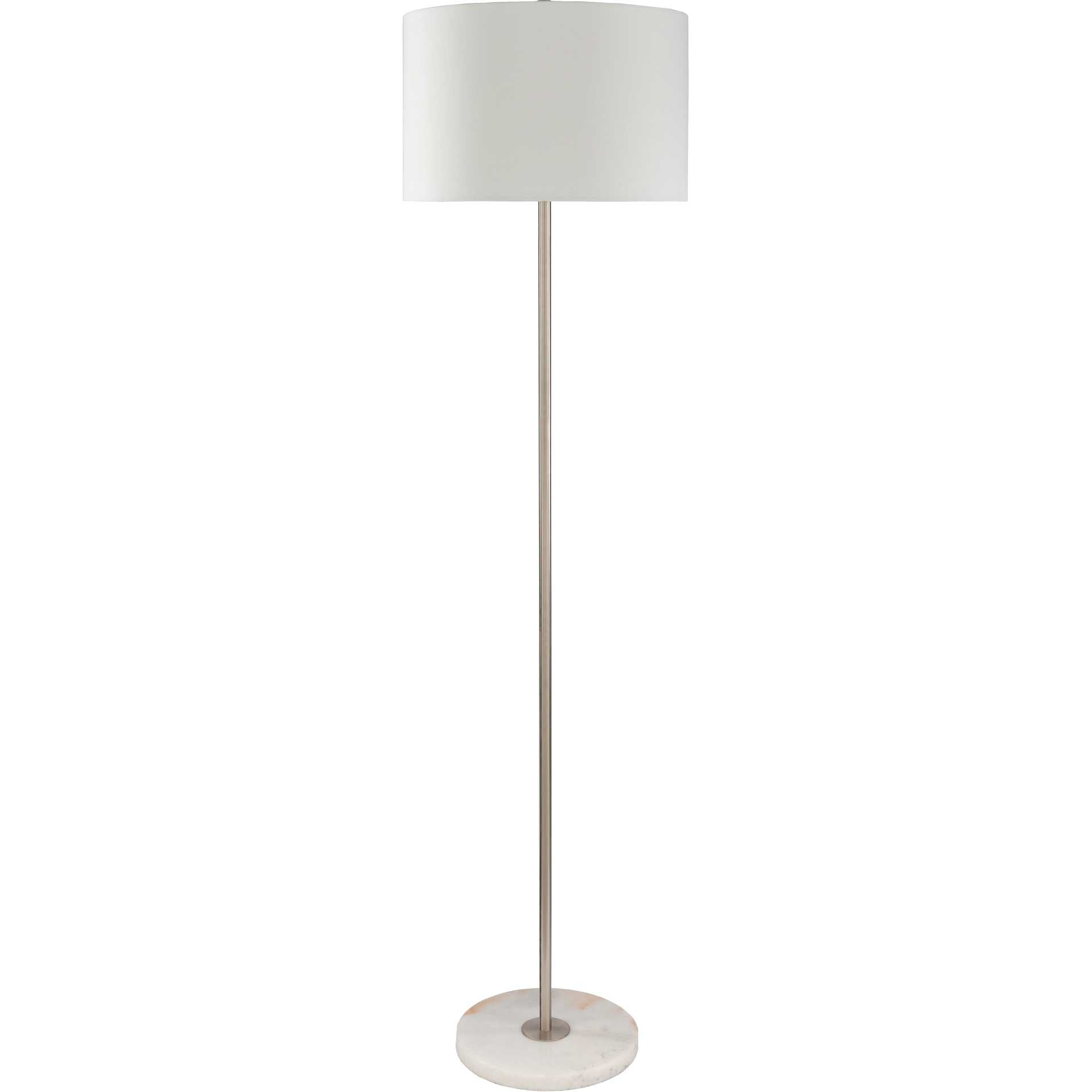 Beatrice Floor Lamp White