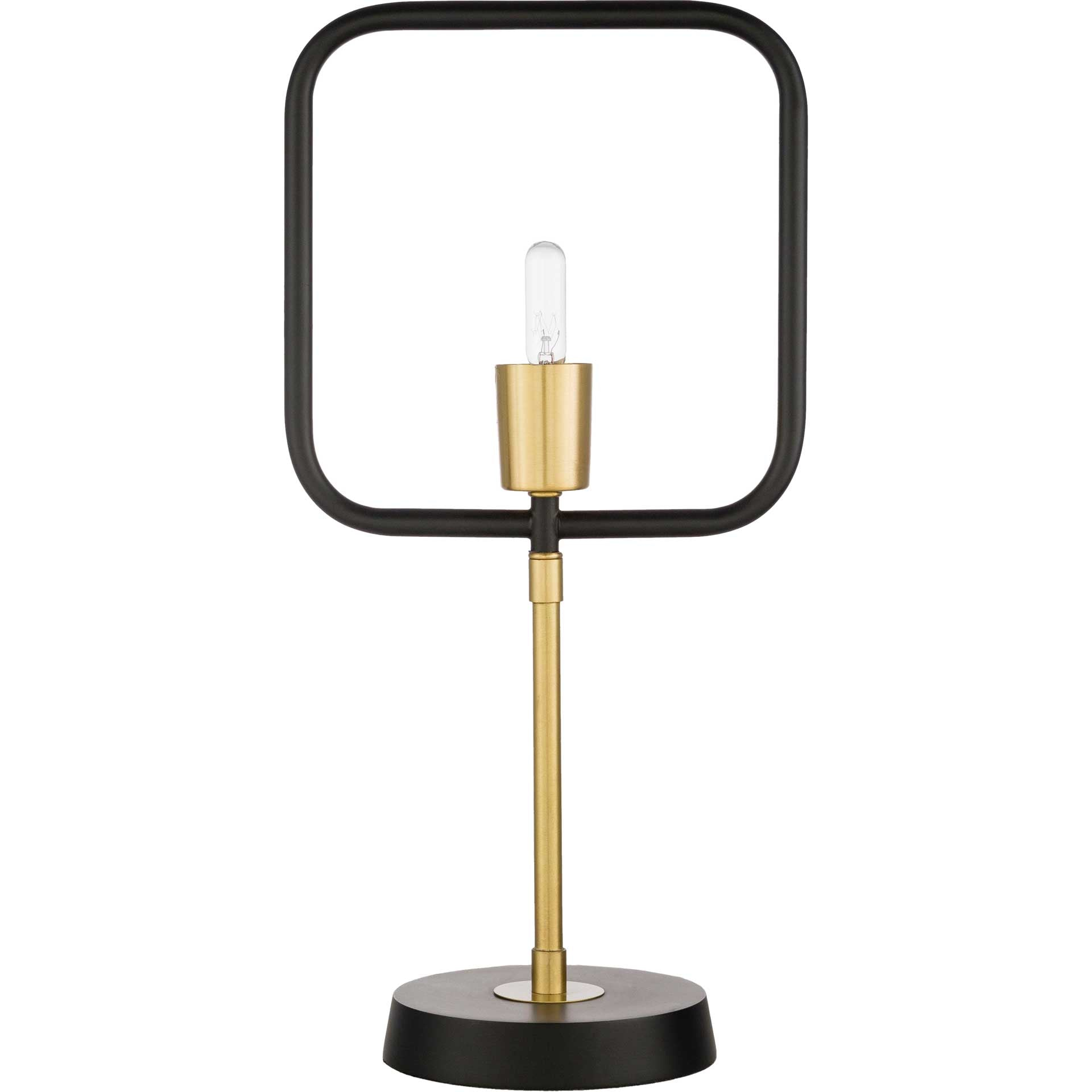 Bodhi Table Lamp Brass/Black