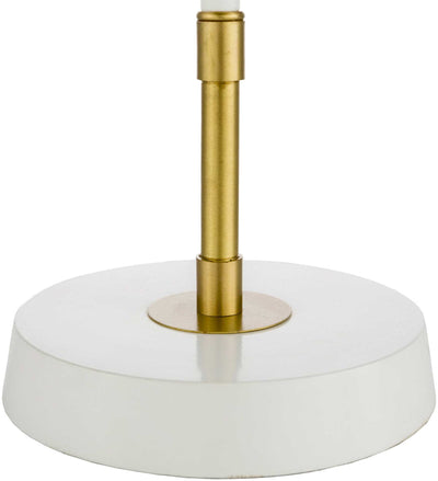Bodhi Table Lamp Brass/White