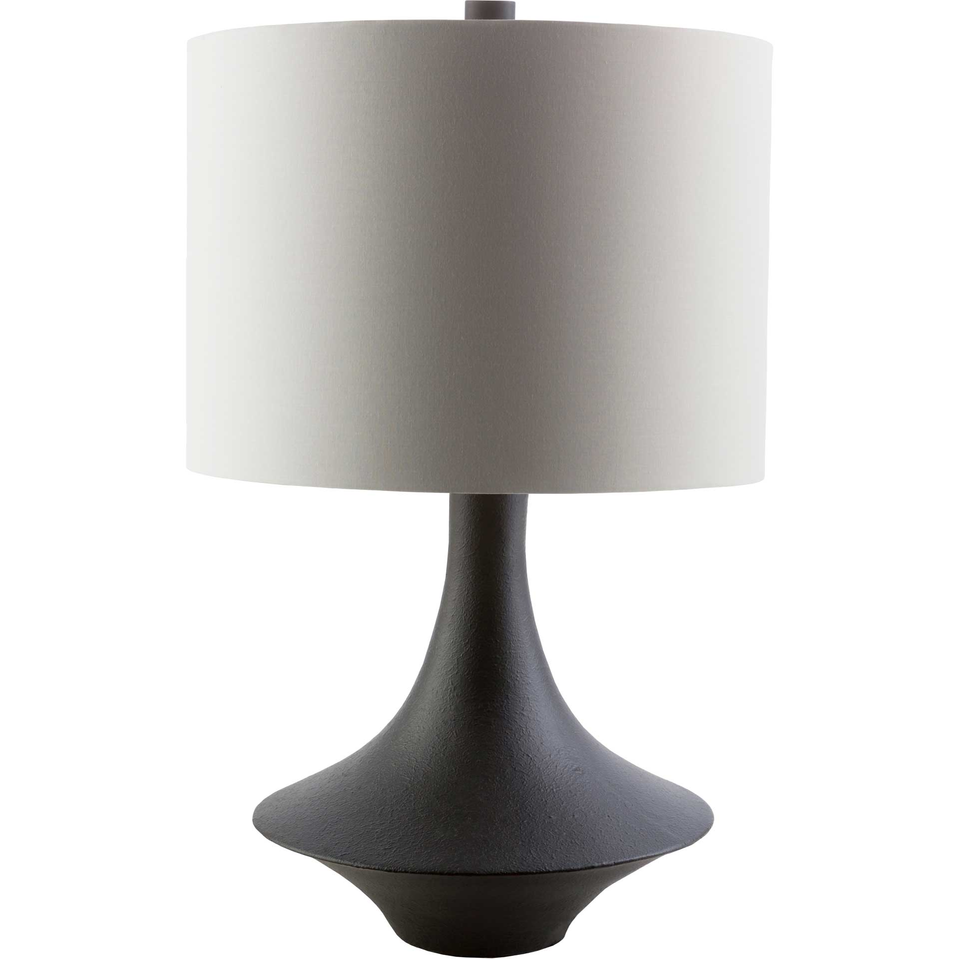 Brennan Table Lamp Black/White
