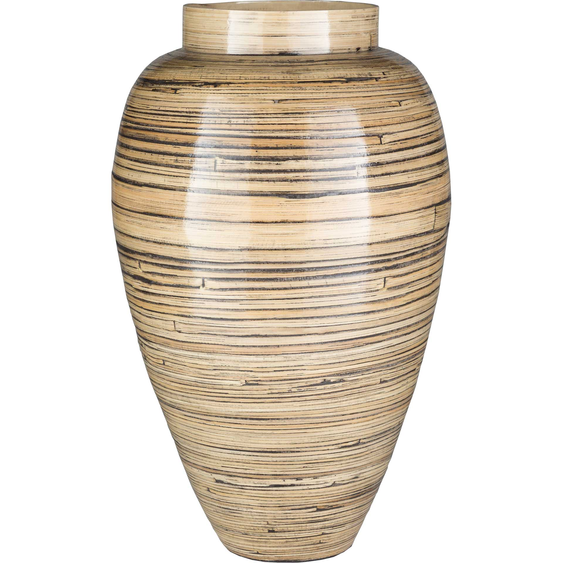 Cordin Garden Vase Natural Medium