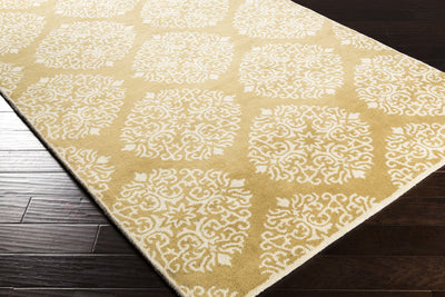 Chapman Lane Gold/Beige Area Rug