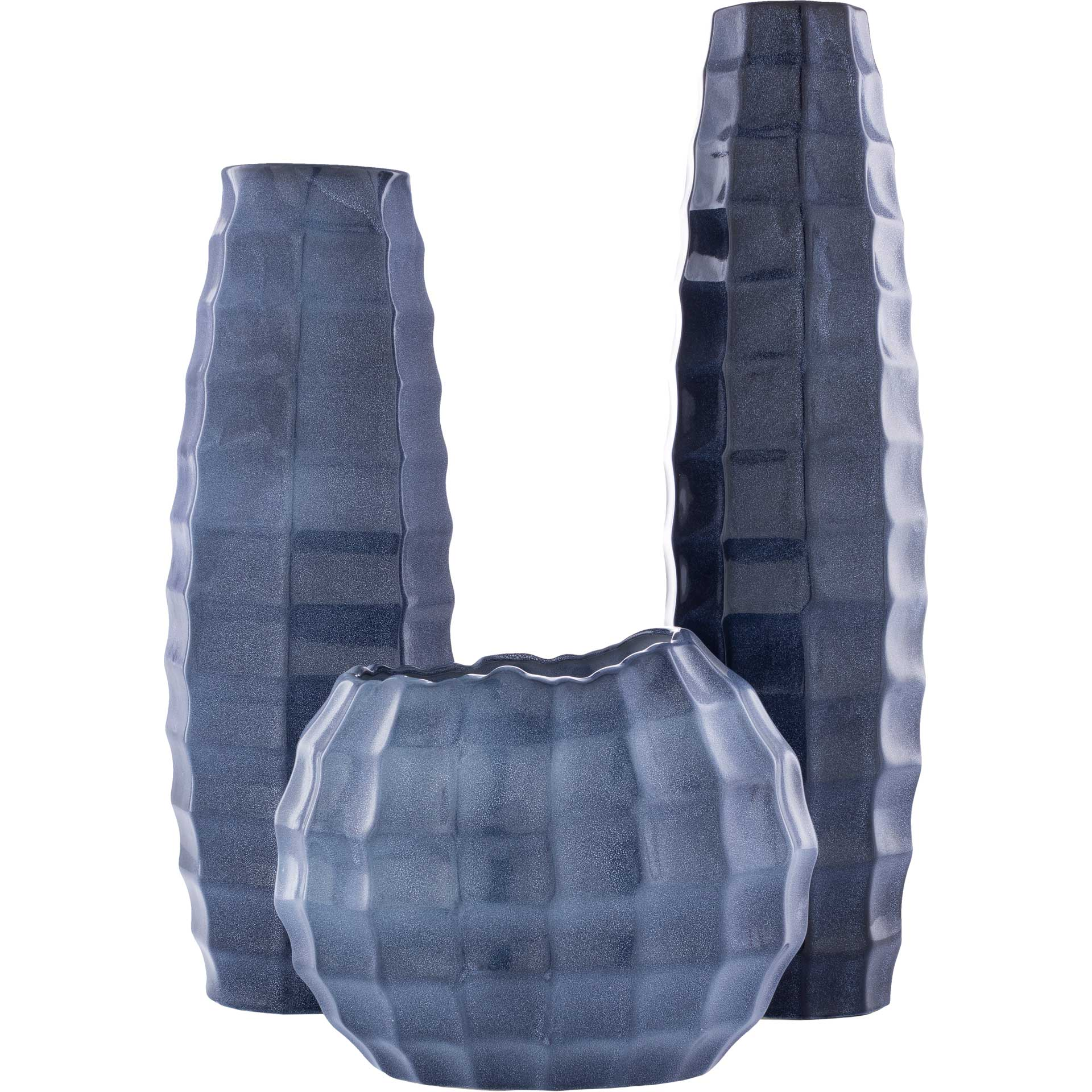 Cillian Vase Blue