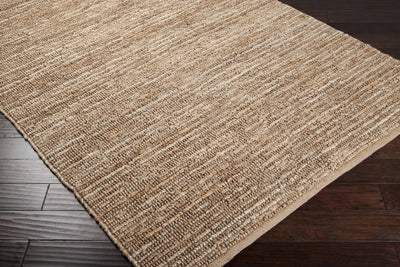 Continental Taupe Area Rug