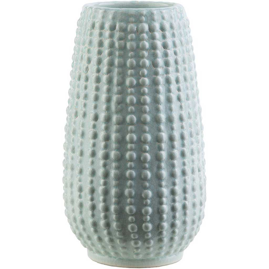 Clearwater Ceramic Table Vase Gray