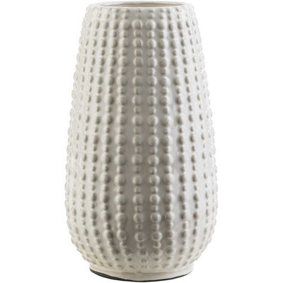 Clearwater Ceramic Table Vase Ivory