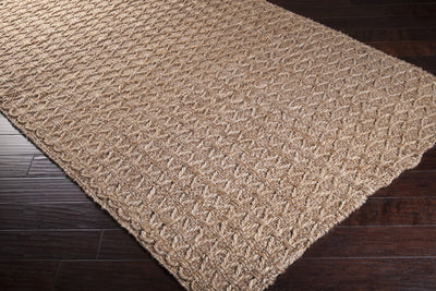 Country Jutes Gold Area Rug