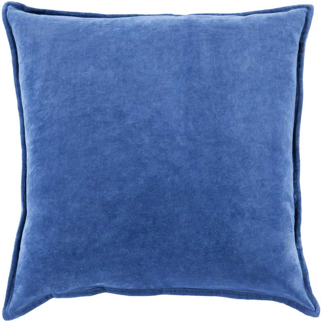 Ava Grace Cobalt Pillow