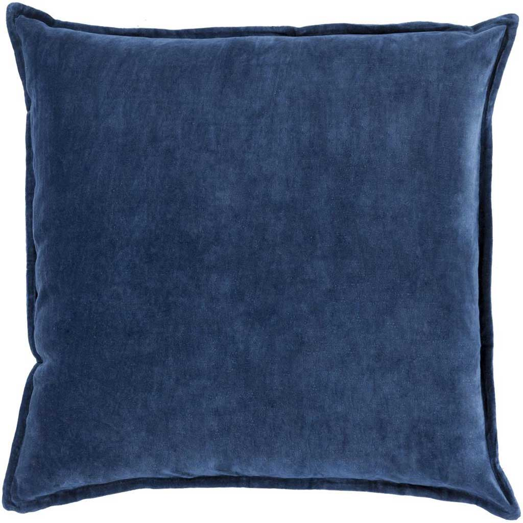 Ava Grace Navy Pillow