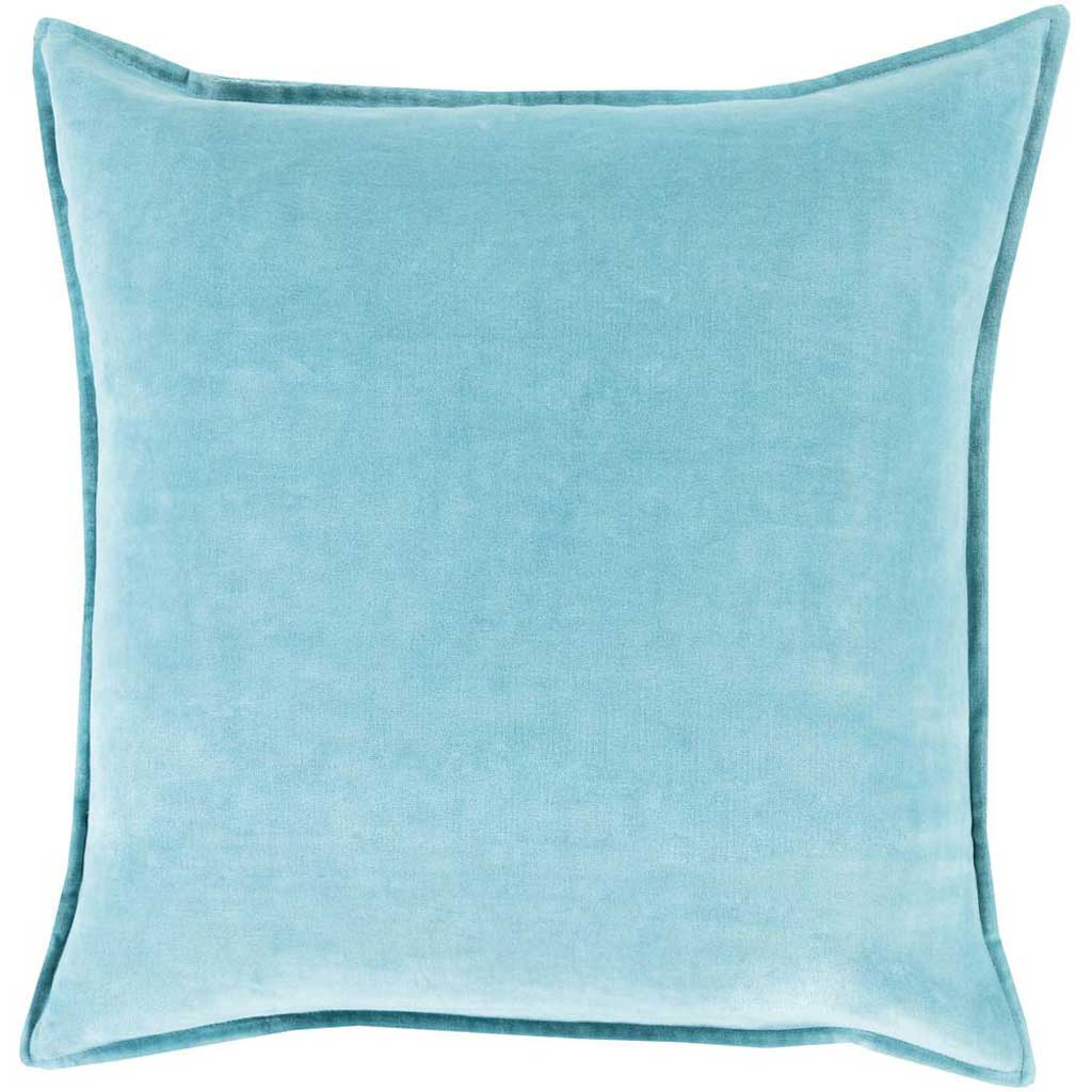 Ava Grace Turquoise Pillow