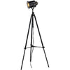 Elway Adjustable Tripod Floor Lamp Black