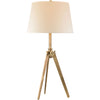 Albert Brass Tripod Lamp