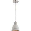 Brady Pendant Polished Concrete