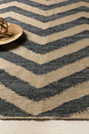 Denim Navy/Ivory Area Rug