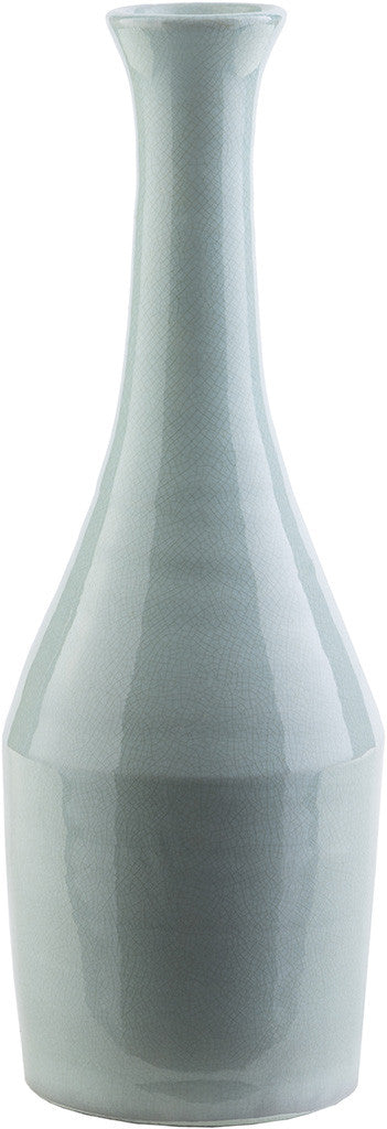 Adessi Ceramic Table Vase Mint