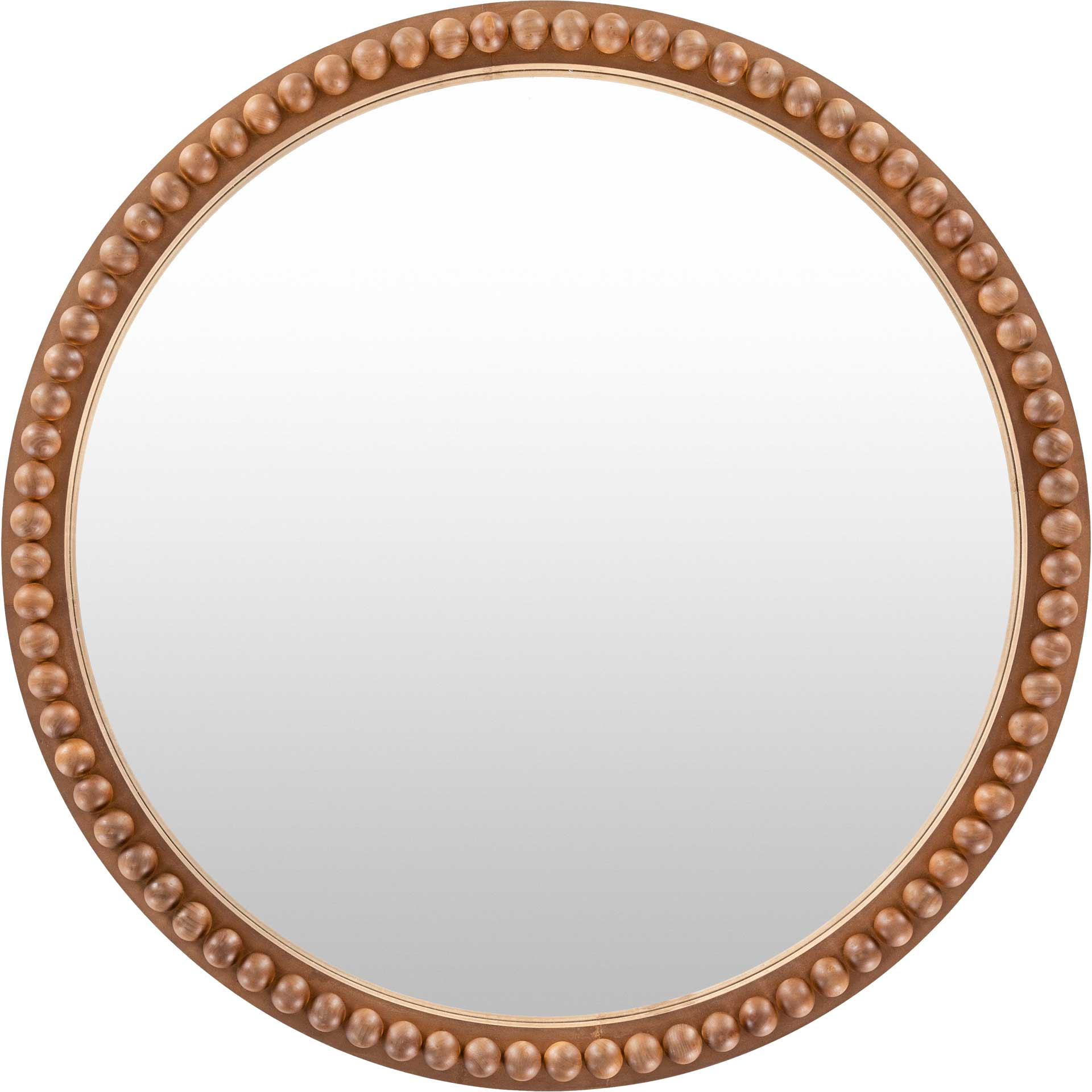 Eden Mirror Brown