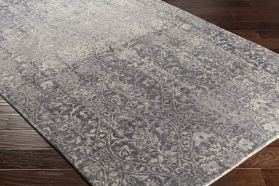 Edith Antique White/Gray/Charcoal Area Rug
