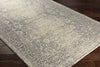 Edith Cream/Pale Blue/Medium Gray Area Rug