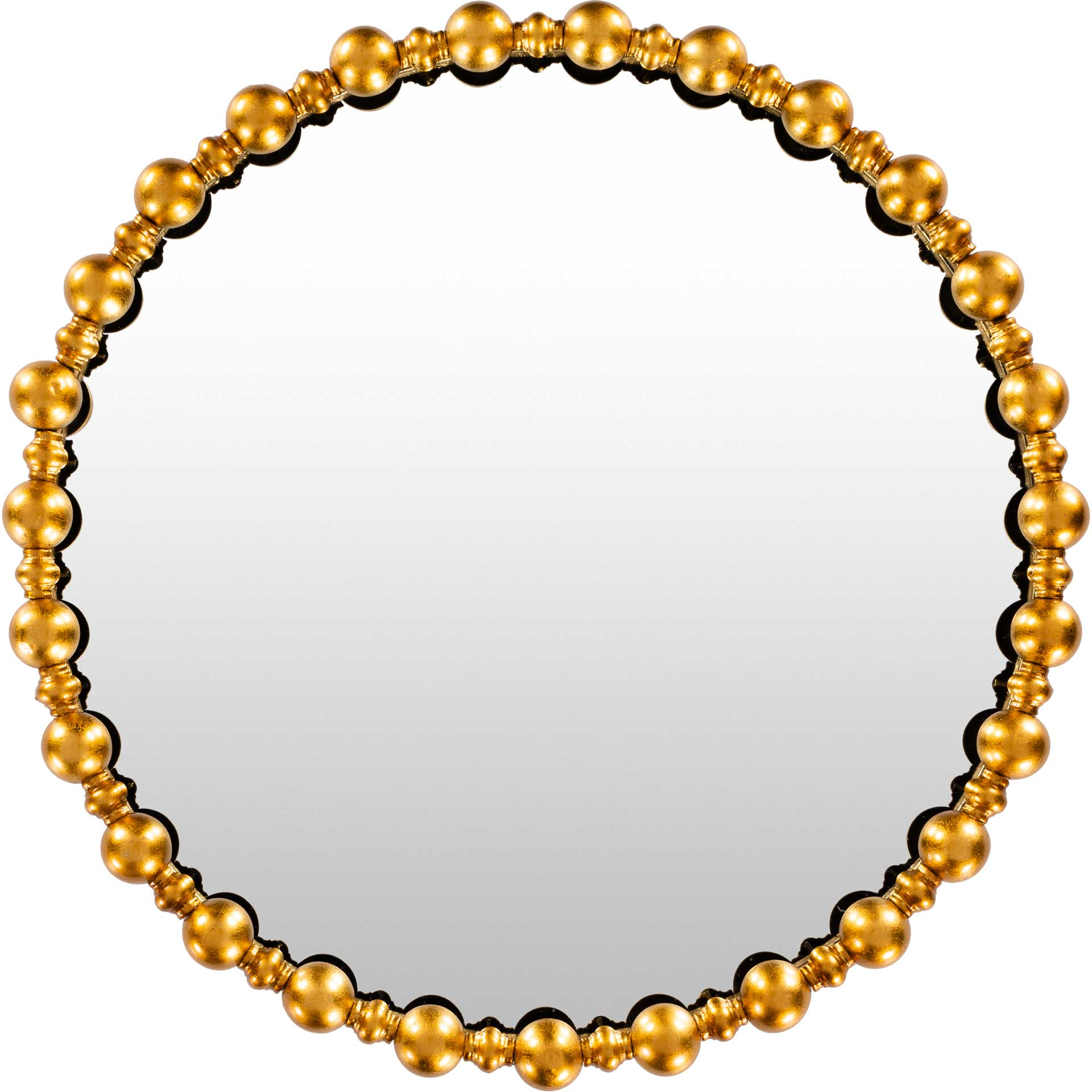 Elaina Mirror Gold