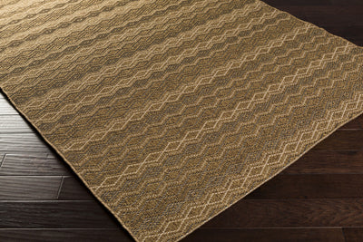 Elements Beige/Gold Area Rug