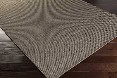 Elements Light Gray Area Rug