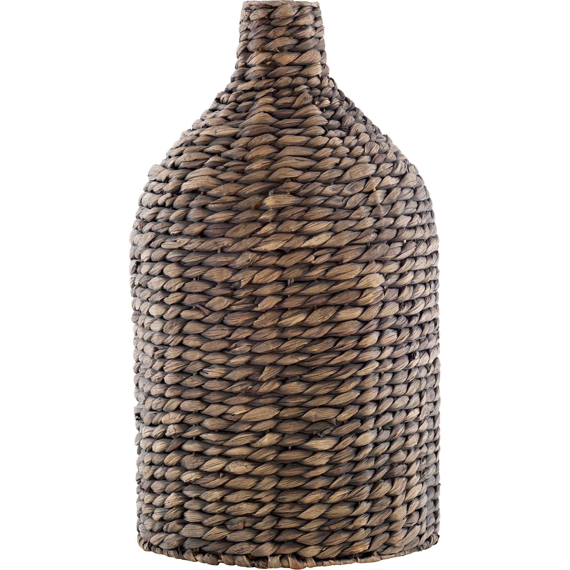Emani Vase Brown Large