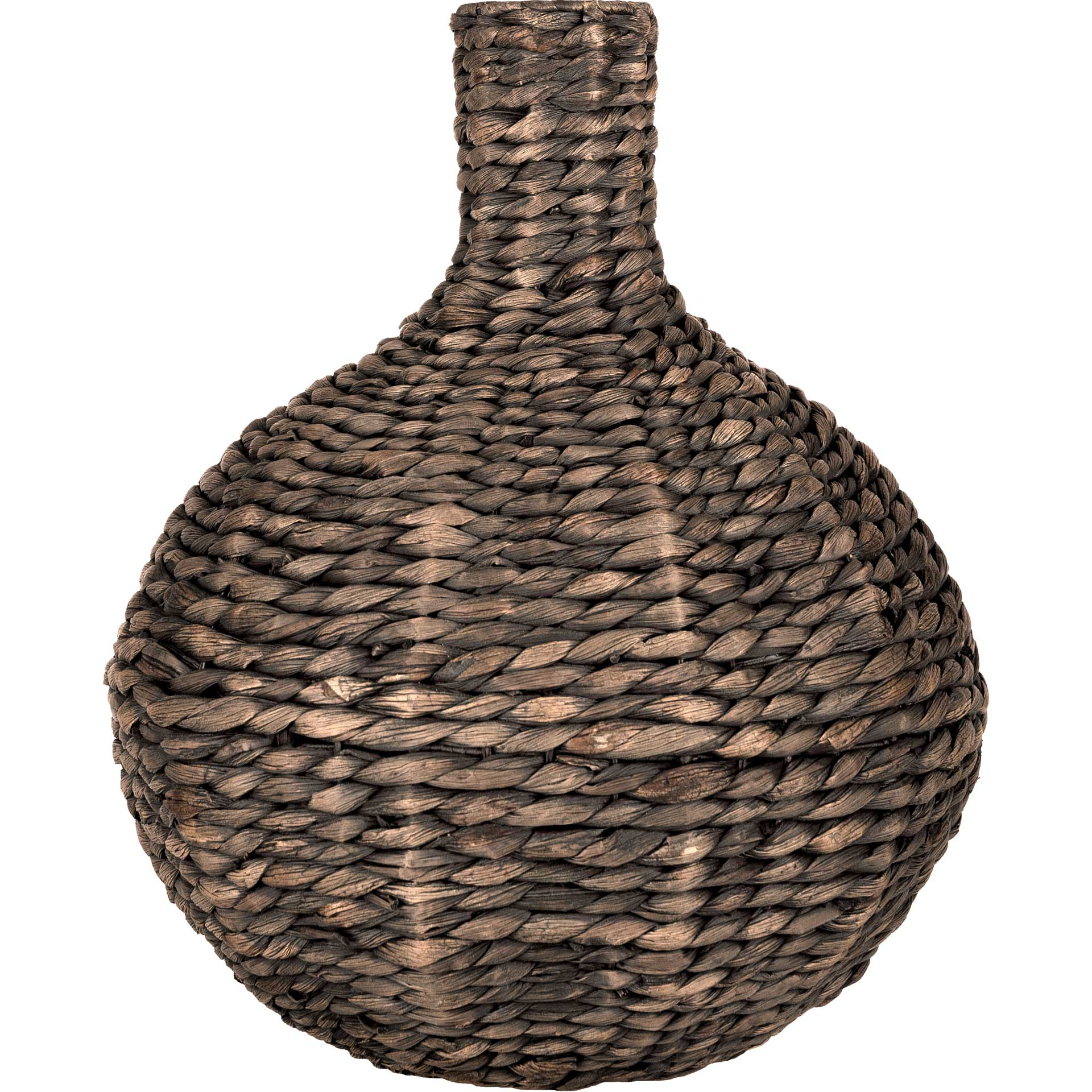 Emani Vase Brown Small