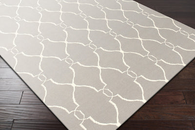 Fallon Light Gray/Beige Area Rug