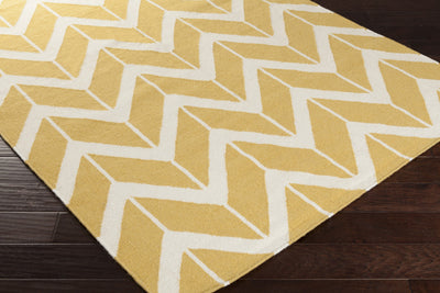 Fallon Sunflower/Ivory Area Rug