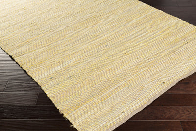 Fanore Sunflower/Olive Area Rug